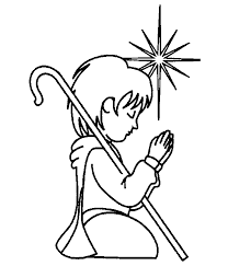 child pray earnestly coloring pages for kids doc printable