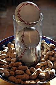 baseball centerpieces these baseball centerpieces are a home run b lovely events
