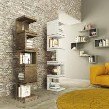 bibliotheque chambre bibliothèque modulable design original pour bureau pour
