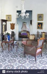 cuba trinidad colonial house living space the caribbean