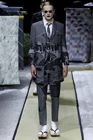 Thom Browne Spring 2014 Ready by Thom Browne Spring 2016 Menswear Collection Vogue