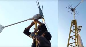 Backyard Wind Power For The Cost Of An Iphone You Can Now Buy A Wind Turbine That Can