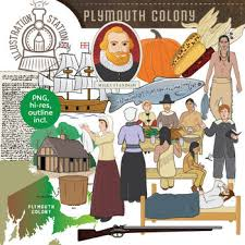 plymouth colony clipart plymouth dome