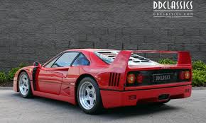 1991 f40 for sale 1991 f40 lhd for sale opulent cars