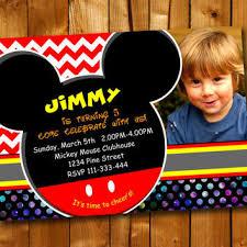 mickey mouse birthday invitations shop mickey mouse invitations on wanelo