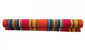 Tissu Pour Chilienne Toile à Transat Confectionnée Rivage 118 X 44 Cm Couleur