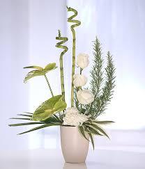 White Flower Arrangements Flower Arrangements