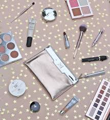 holiday glam makeup look 300 it cosmetics giveaway mash elle