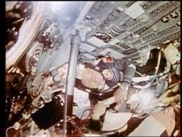 apollo soyuz test project astronautics 1975 sd stock video