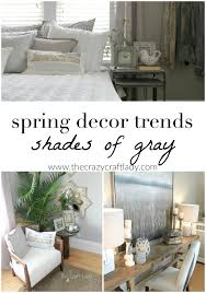 Spring Home Decor My Favorite Spring Decor Trends The Crazy Craft Lady