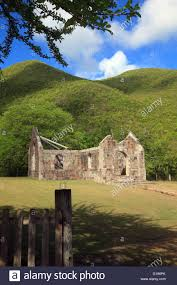 thomas cottle landowner built this church in 1824 in nevis island