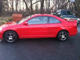 2003 honda civic ex parts sell used 2003 honda civic ex coupe 2 door 1 7l in sykesville