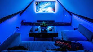 The Ultimate Game Room - building the ultimate gaming room episode 1 insane gaming tv