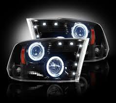 2009 dodge ram 1500 headlight bulbs recon part 264270bk dodge ram 09 12 1500 10 13 2500 3500