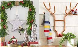 diy home christmas decorations decorating for christmas 20 fresh diy ideas
