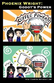Phoenix Wright Meme - phoenix wright godot s power by yuuhiko on deviantart