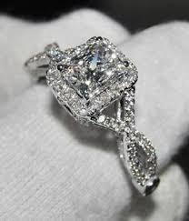 real diamond engagement rings are ebay diamond rings real wedding promise diamond