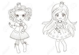 princess outline keywords pictures