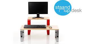 Convert Desk To Standing Workstation Designer Owner Of Bright Product Development