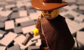 The Good The Bad And The Ugly Meme - 34 famous movie scenes captured by legos