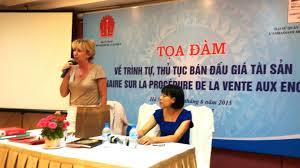 chambre nationale des commissaires priseurs judiciaires echanges d expertise franco vietnamienne dans le domaine des