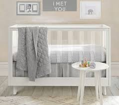 Pottery Barn Convertible Crib Sloan Acrylic Convertible Crib Pottery Barn