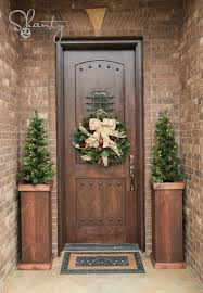 Diy Outdoor Wooden Christmas Decorations by Diy 25 Christmas Tree Plant Stand Shanty 2 Chic