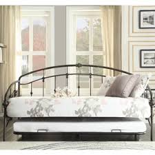 White Metal Daybed Metal Daybeds You U0027ll Love Wayfair