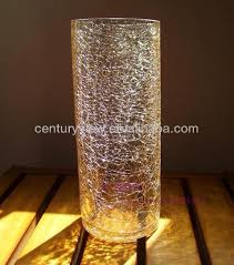 Wholesale Glass Flower Vases Wholesale Flower Vase Tube Crackle Glass Vase Buy Crackle Glass