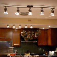 Best Lighting For Kitchen Ceiling 11 Stunning Photos Of Kitchen Track Lighting Family Kitchen