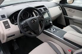 mazda cx9 interior 2012 mazda cx 9 price and review cars exclusive videos and
