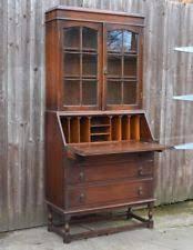 bureau top office bureau bookcase ebay