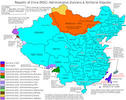 Macau China Map by China And Its Territorial Disputes Maps And International Relations