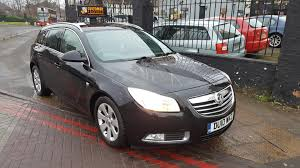 opel insignia 2010 used vauxhall insignia 2010 for sale motors co uk