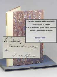 1944 president fdr u0027s d day prayer churchill book collector