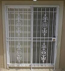 Patio Door Gate Iron Security Doors And Patio Gates Doors Custom Made In Maryland