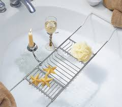 Tray For Bathtub 5 Cool Bathtub Caddies For Comfortable Bathing Shelterness