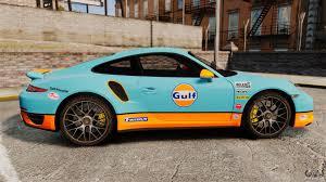 gulf porsche 911 porsche 911 turbo 2014 epm gulf for gta 4