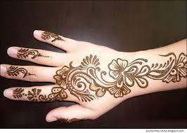 henna design arabic style top 18 latest arabic mehndi designs for hands 2014