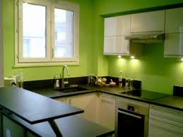 peinture deco cuisine deco cuisine peinture verte