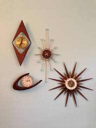 60s Clock Ours Was Black But Like The One On The Bottom Really Cool In It U0027s