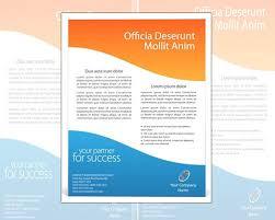 brochure templates free sogol co