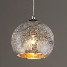 Crackle Glass Pendant Light Glass Pendant Lights Clear Colorful Glass Shades Of Light