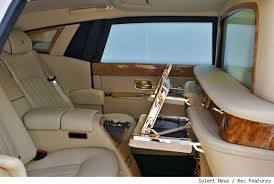 Rolls Royce Phantom Interior Features Could This Gold Trimmed Rolls Royce Be The Ultimate Luxury Vehicle