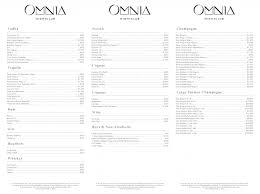 omnia nightclub bottle service table pricing u0026 reservations