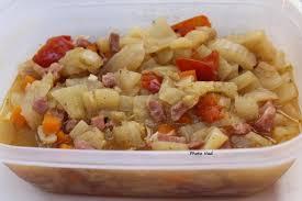 cuisiner le fenouil fenouil aux carottes et lardons fumés cookeo mamy nadine