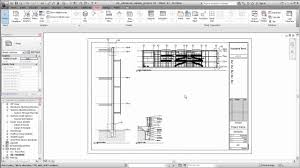 How To Draw A House Floor Plan Autodesk Revit Creating Sheet Views Youtube