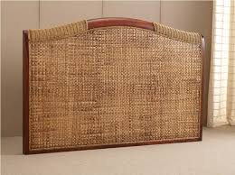 rattan headboard queen size regarding perfect bed headboards 86
