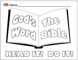 bible creation coloring pages