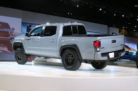 toyota car information 2017 toyota tacoma trd pro first look review